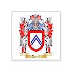 Turrell Square Sticker 3