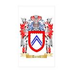 Turrell Sticker (Rectangle 50 pk)