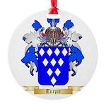 Turpie Round Ornament