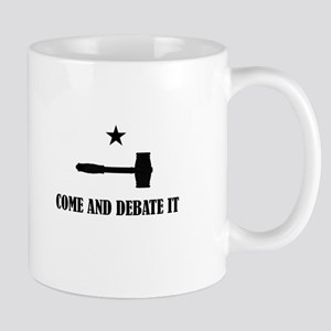 Come and Debate It Mugs