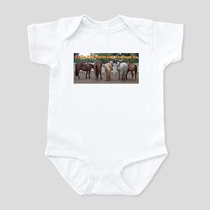 Big Butts Infant Bodysuit