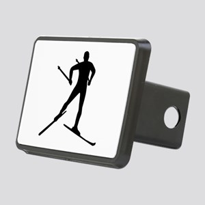 Cross-country skiing Rectangular Hitch Cover