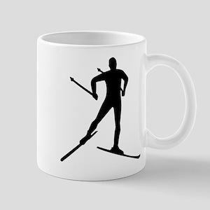 Cross-country skiing Mug