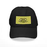 Wolf Tracker Black Cap