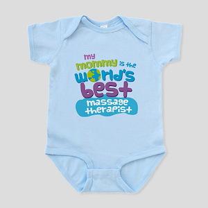 Massage Therapist Gift for Kids Infant Bodysuit