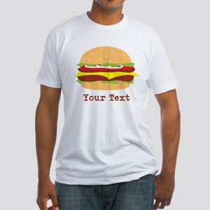 Hamburger, Cheeseburger T-Shirt