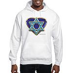 Heart For Israel Hooded Sweatshirt