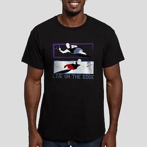 Live on the edge Slalom T-Shirt