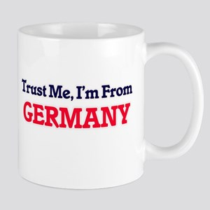 Trust Me, I'm From Germany Mugs