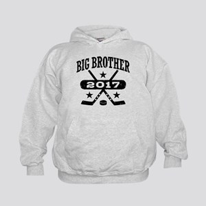Big Brother 2017 Hockey Kids Hoodie