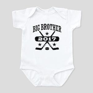 Big Brother 2017 Hockey Infant Bodysuit