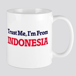 Trust Me, I'm From Indonesia Mugs