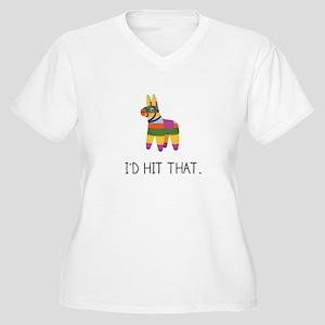 Hit That Plus Size T-Shirt