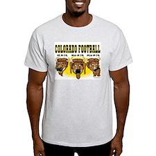 CU No Evil Scandal Ash Grey T-Shirt