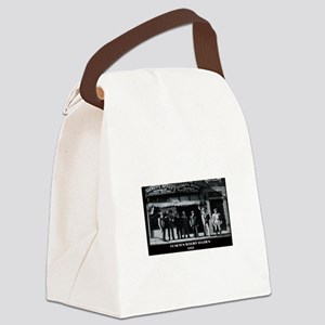 Compton Sheriff Station Canvas Lunch Bag