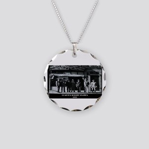 Compton Sheriff Station Necklace