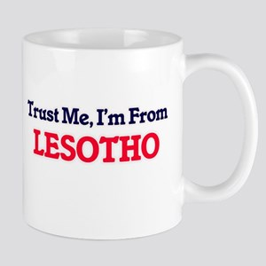Trust Me, I'm From Lesotho Mugs