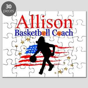 BASKETBALL COACH Puzzle