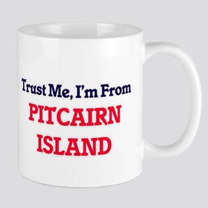 Trust Me, I'm From Pitcairn Island Mugs