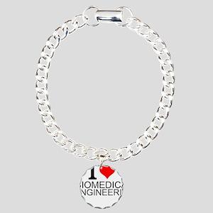 I Love Biomedical Engineering Bracelet