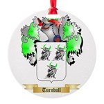 Turnbull 1 Round Ornament
