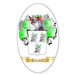 Turnbull 1 Sticker (Oval 10 pk)