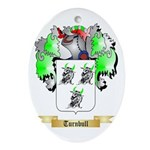 Turnbull 1 Oval Ornament