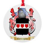 Turkington Round Ornament