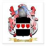 Turkington Square Car Magnet 3