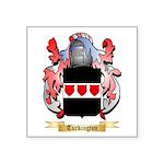 Turkington Square Sticker 3