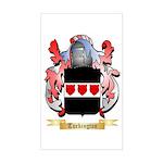 Turkington Sticker (Rectangle)