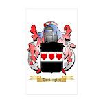 Turkington Sticker (Rectangle 10 pk)