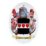 Turkington Oval Ornament