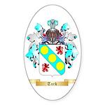 Turk Sticker (Oval 10 pk)