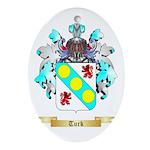 Turk Oval Ornament