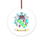 Turk Round Ornament