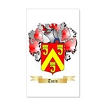 Turin 20x12 Wall Decal
