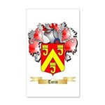 Turin 35x21 Wall Decal