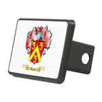 Turin Rectangular Hitch Cover