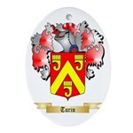 Turin Oval Ornament