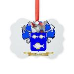 Turbit Picture Ornament