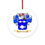 Turbit Round Ornament