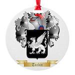 Turbin Round Ornament