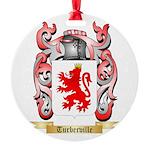 Turberville Round Ornament