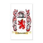 Turberville 20x12 Wall Decal
