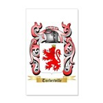Turberville 35x21 Wall Decal