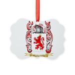 Turberville Picture Ornament