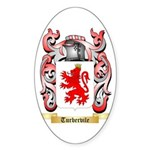 Turbervile Sticker (Oval 50 pk)