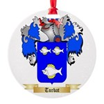Turbat Round Ornament