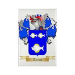 Turbat Rectangle Magnet (100 pack)